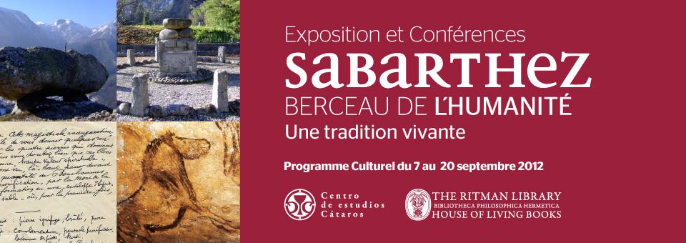 Catálogo Sabarthez Berceau de l'Humanité