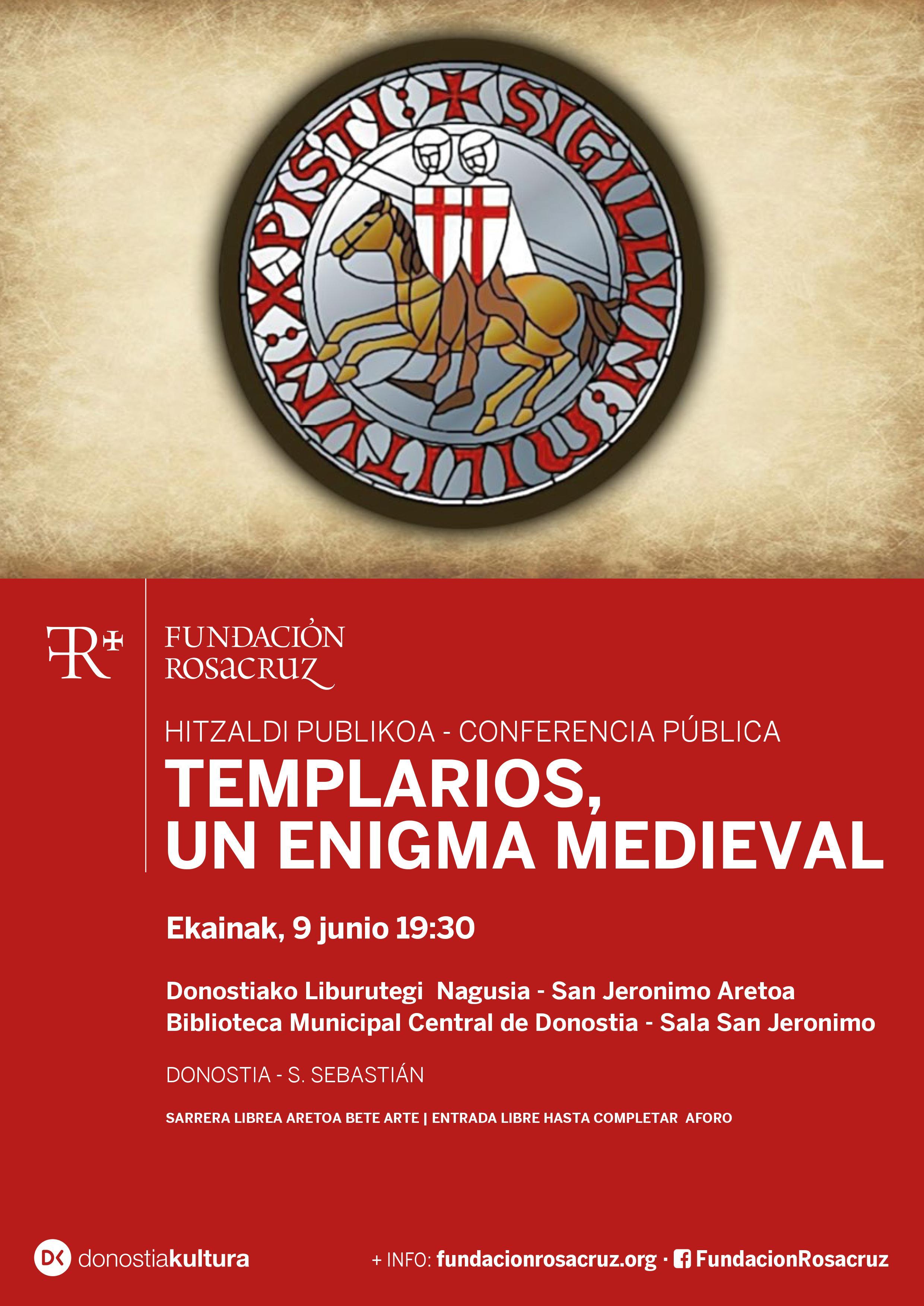 Templarios, un Enigma Medieval