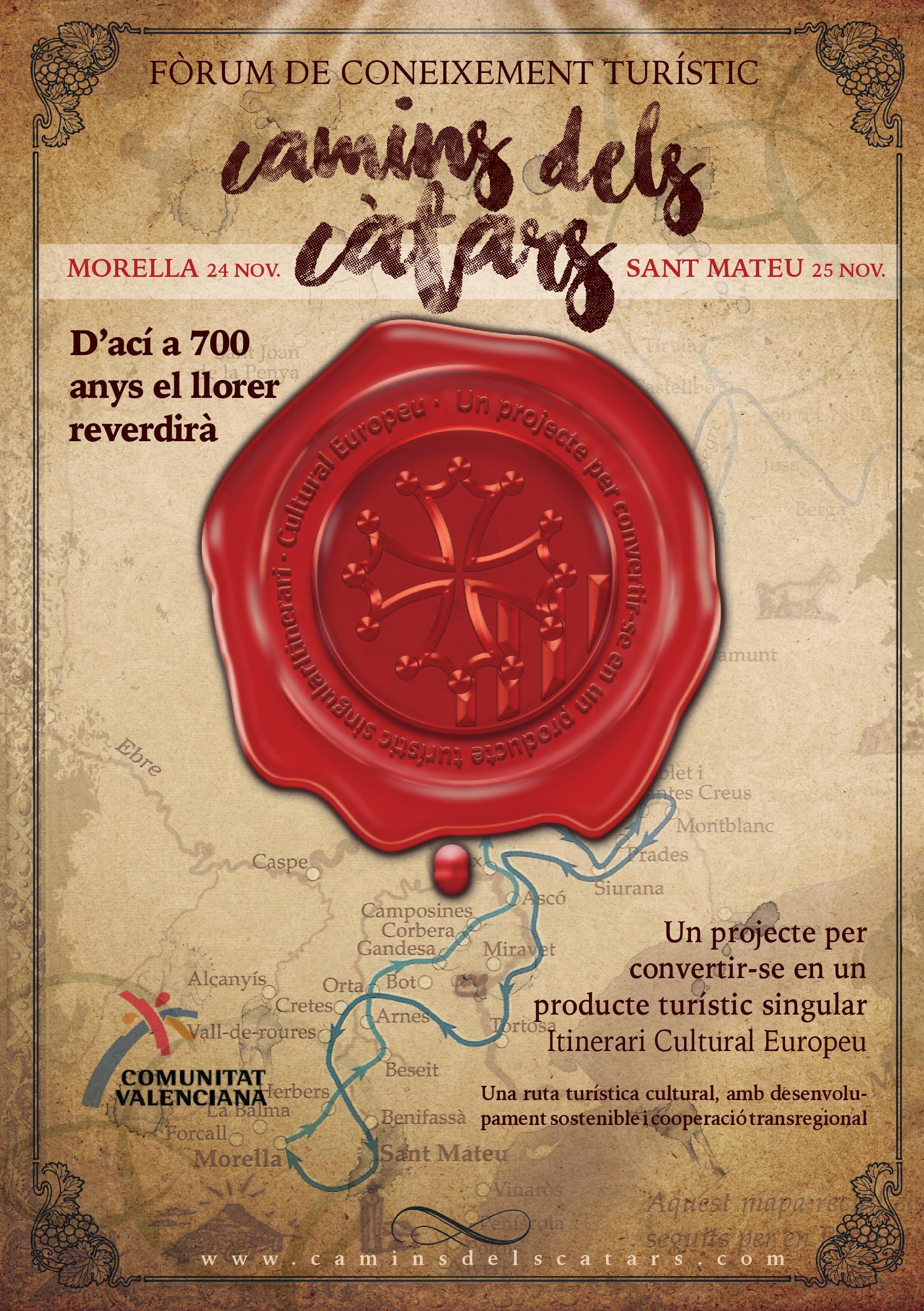 Fórum Comunidad Valenciana - Camino de los Cátaros