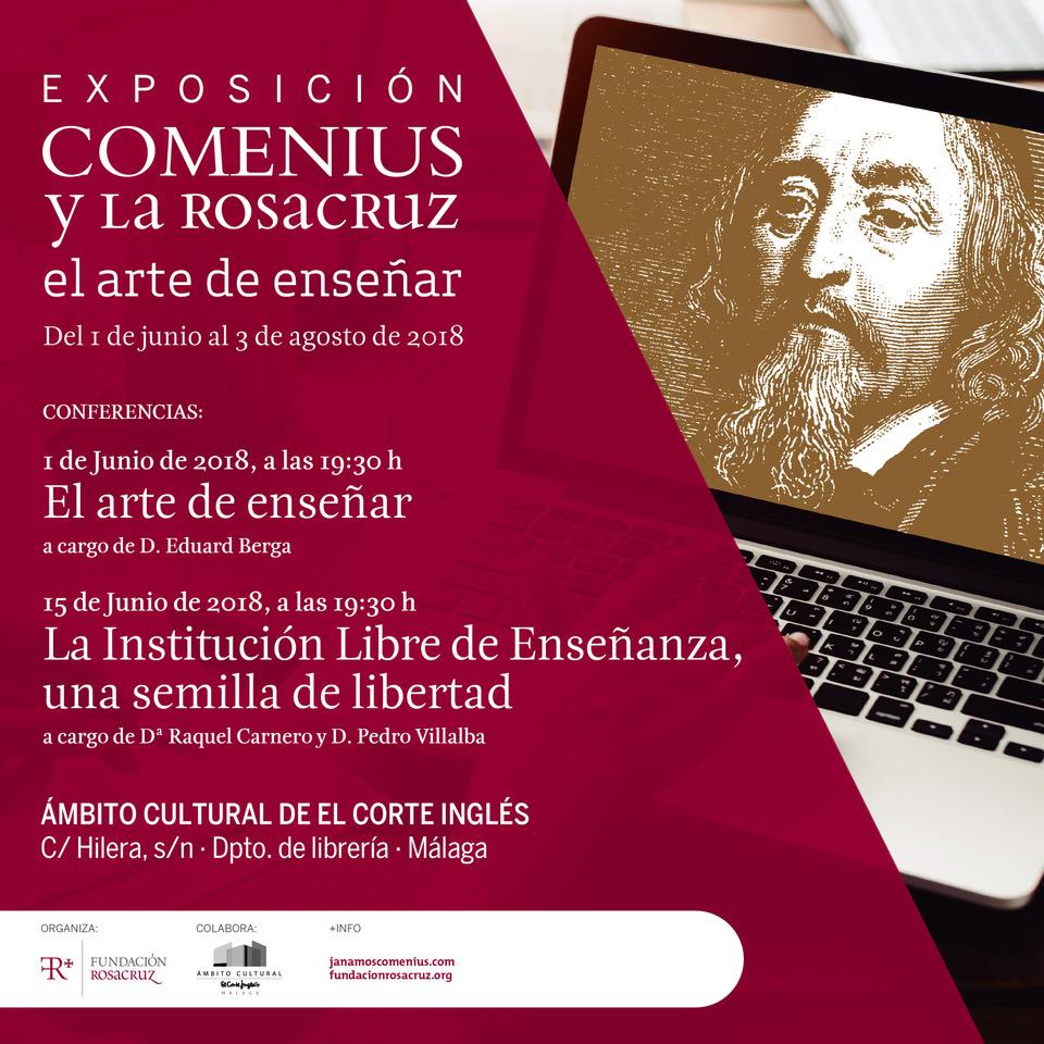 Exposición Comenius y la Rosacruz – El arte de enseñar
