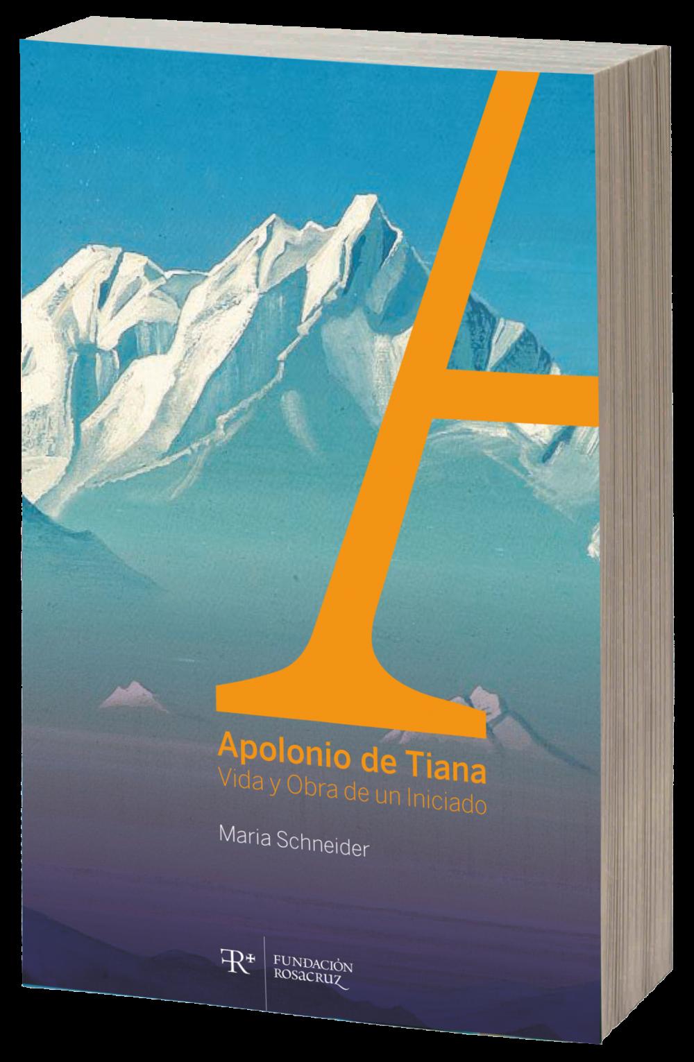 Portada Libro - Apolonio de Tiana - VIda y Obra de un Iniciado