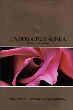 Portada Libro - La Rosacruz Aurea