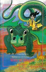 Portada Libro - Max el Dragon