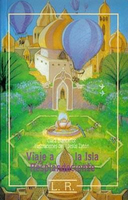 Portada Libro - Viaje a la Isla Resplandeciente