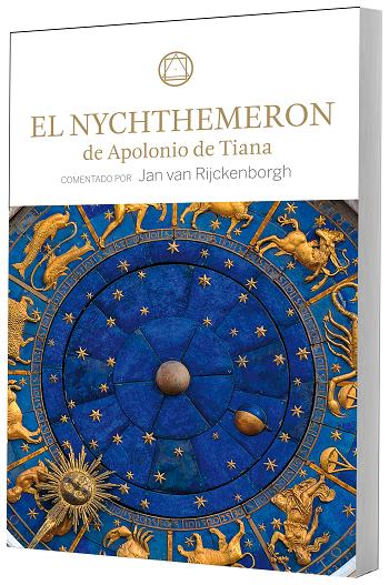 Portada Libro - el Nychthemeron de Apolonio de Tiana