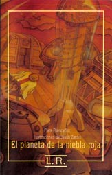 Portada Libro - El Planeta de la Niebla Roja