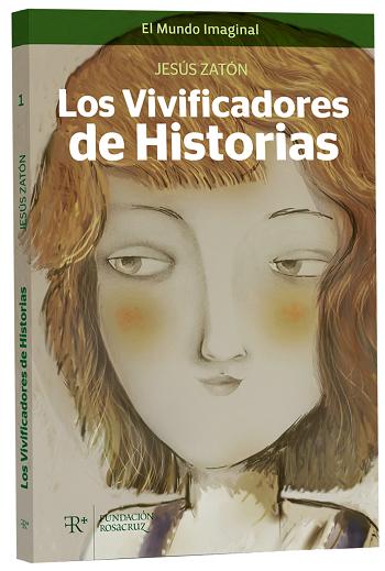 Portada Libro - los vivificadores de Historias