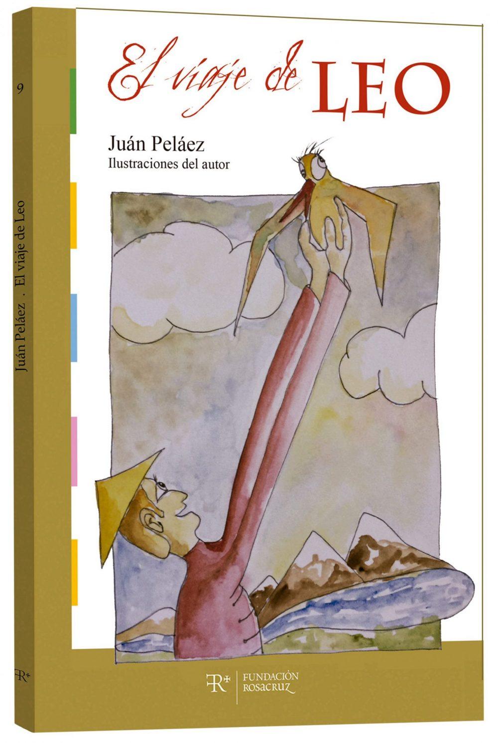 Portada Libro - El Viaje de Leo