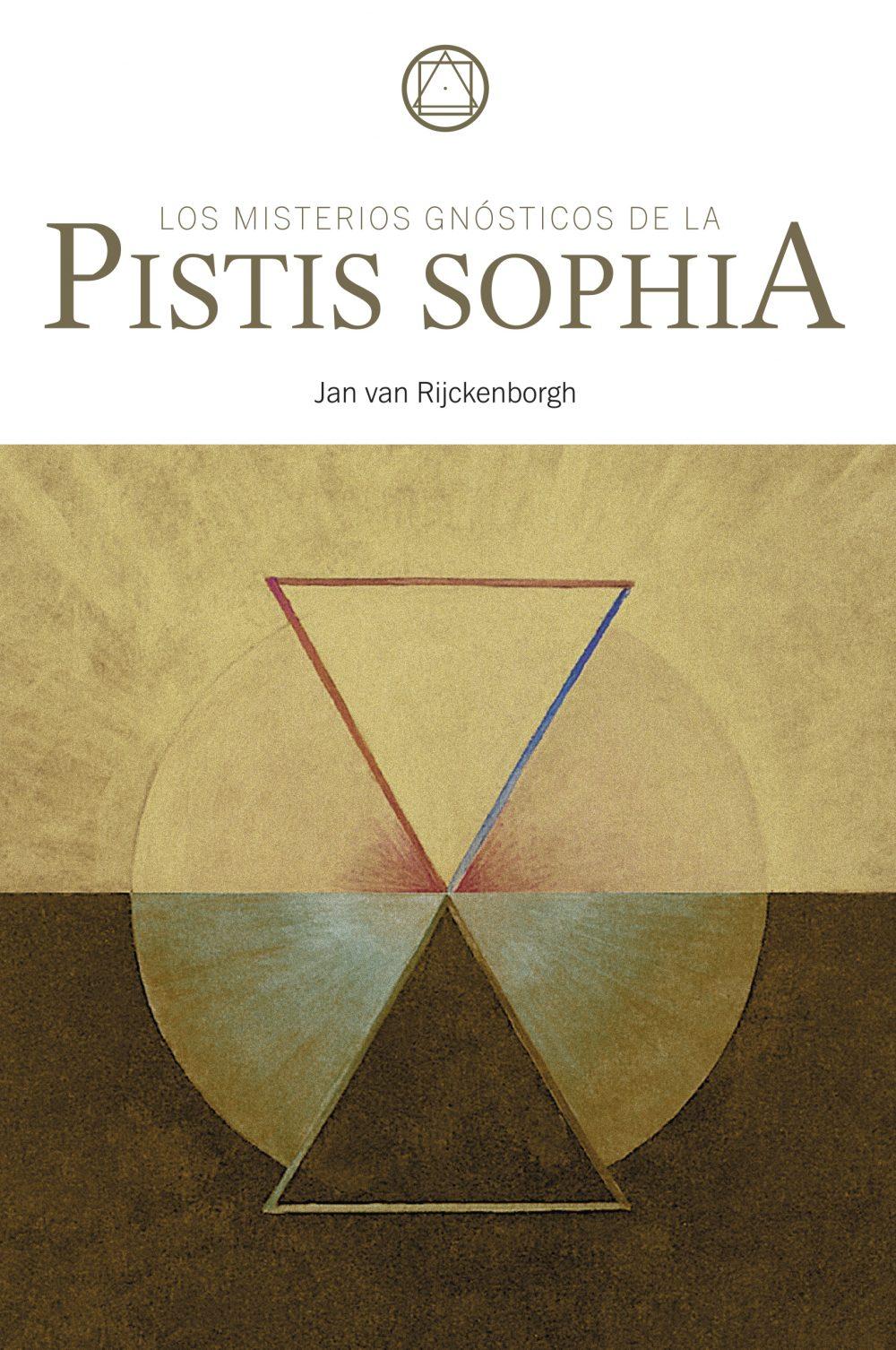 Portada Libro - Pistis Sophia